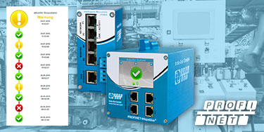 PROFINET Monitoring Tools Product Category